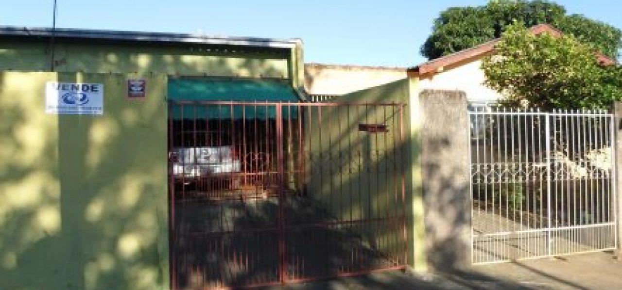 CASA – Vende – Jd Sta Joana – Londrina – PR